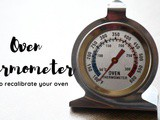 How to use Oven Thermometer – Baking Basics