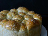 Jam Filled Honey Comb Bread/ Khaliat al Nahal Recipe
