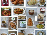 Journey Through The Cuisines – a-z Tamilnadu Recipes Round Up