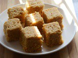 Milk Cake Recipe – Indian Milk Sweets Recipe