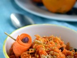 Nutty Carrot Salad