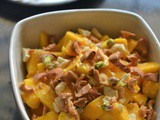 Nutty Mango Salad – Easy Summer Salad Recipe