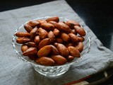 Oven Roasted Almonds Recipe – Vegetarian Paleo Recipes