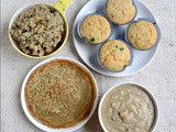 Pongal Special Dishes with Sugar Cane Juice