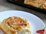 Pull Apart Coconut Rolls - Scalded Flour Method