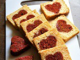 Valentine's Sweetheart Cake Recipe – Eggless