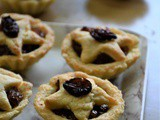 Vegetarian Mince Pies – No Meat Version – Video Recipe