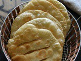 Y – Yaniqueques / Johnny Cake Tortillas – Dominican Republic Deep Fried Bread – a-z Flat Breads Around The World