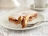 Covered Sour Cherry Cake (Gedeckter Kirschkuchen)
