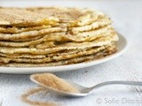 German Apple Pancakes (Apfelpfannekuchen) #cookedintranslation