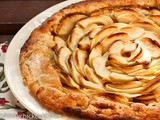 {Guest Post} That Skinny Chick Can Bake: Apple Galette