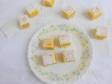 Baking Partner May Challenge - Lemon Bars