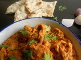 Butter Chicken - Guest Post for The Big Sweet Tooth