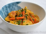 Pollo Thai al Curry Giallo, Latte di Cocco e Lemon Grass