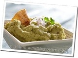 Adding Legumes To your Holiday Party Challenge…Beanamole aka Fresh Guacamole Dip Recipe