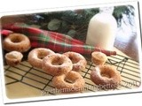Cranberry Orange Muffins…or is it a Doughnut