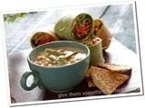 Hearty, Creamy White Chili…mmm