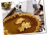 Vegan Pumpkin Pie Throw down…the winning recipe
