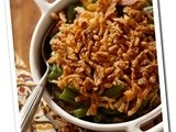Veganizing Alton Brown's Green Bean Casserole Recipe