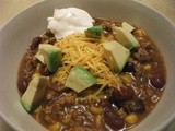 Recipe - Gluten Free Turkey Chili