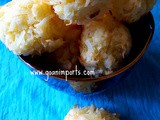 Easy Coconut Macaroons Recipe