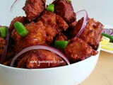 Sticky Chicken 65