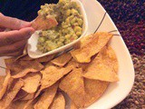 Homemade Baked Corn Tortillas Chips