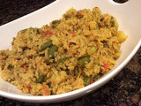 Low Carb Masala Khichdi