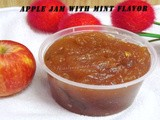 Apple Jam With Mint Flavor
