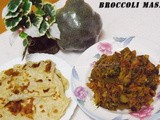 Broccoli Masala