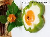 Bulls Eye in Capsicum