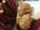 Dates-Cashews Ladoo