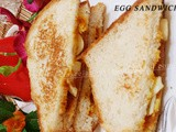 Egg Sandwich(Bread)