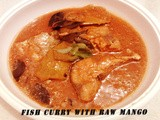Fish Curry With Raw Mango