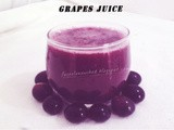 Grapes Juice