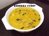 Koorkka/Chinese Potato Curry