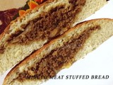 Minced Meat Stuffed Bread