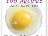 Re posting for abc series-Egg recipes