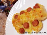 Sausage-Cheese Bread