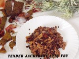 Tender Jack fruit Stir fry