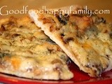 French Onion Dip Pizza