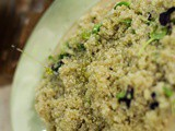 Cooking with Quinoa in today's Sunday Times