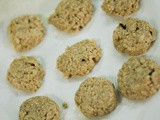 No Bake: Cardamon, White Chocolate & Tahini Cookies