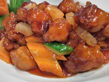 Saturday night Chinese: Sweet and Sour Pork
