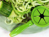 Spiralize your way through vegetables