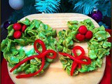 Christmas Wreath Treats