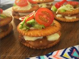 Crackers Mexican Pizzas