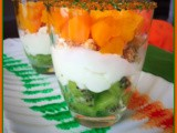 Fruits & Yogurt Parfaits