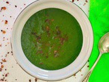 Peas & Spinach Soup