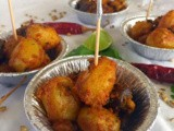 Tandoori Potatoes (in microwave)